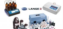 مواد شیمیایی و دستگاههای کمپانی HACH