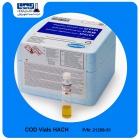 ویال COD رنج 0-150 mg/l کمپانی HACH